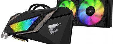 La Aorus GeForce RTX 2080 Ti Xtreme Waterforce 11G aterriza en Europa por 1549 euros