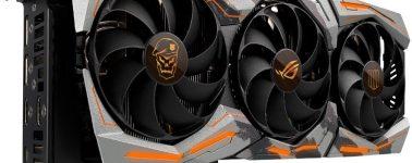 La Asus GeForce RTX 2080 Ti ROG STRIX Black Ops 4 Edition llega por 1699 euros