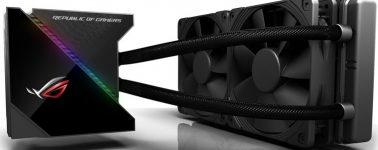 Asus lanza su líquida ROG Ryujin 240 a un precio de 220 euros