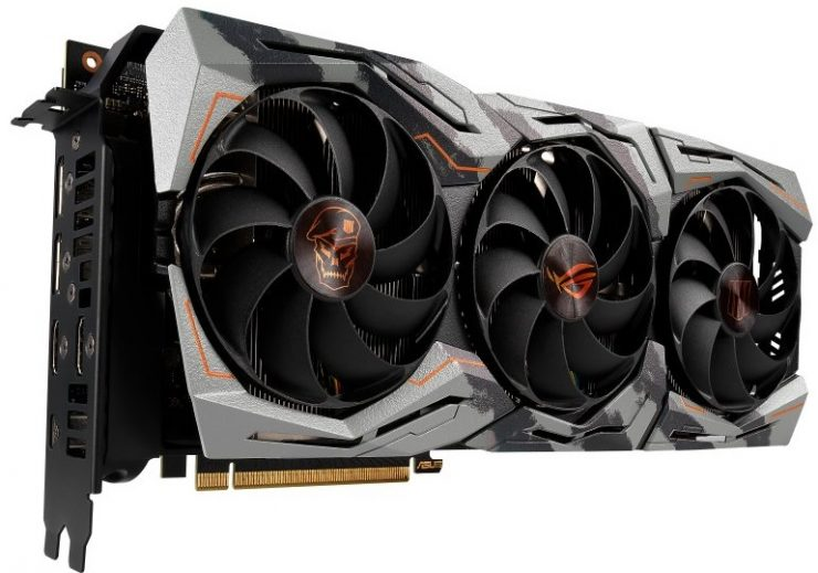 Gráfica Asus ROG Strix GeForce RTX 2080 Ti OC - Call of Duty: Black Ops 4 Edition