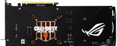 Asus lanza su ROG Strix GeForce RTX 2080 Ti OC – Call of Duty: Black Ops 4 Edition