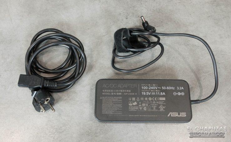 Asus ROG Strix SCAR II (GL504GS) Transformador