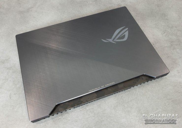 Asus ROG Strix SCAR II (GL504GS) Cerrado