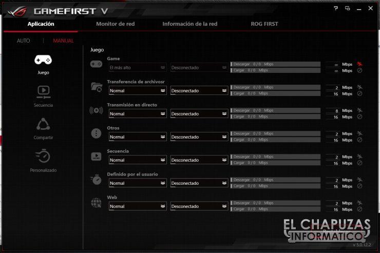 Asus ROG Strix SCAR II (GL504GS) GameFirst V