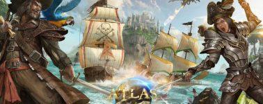 Tiran abajo los servidores de Atlas ante la llegada de piratas del siglo XXI
