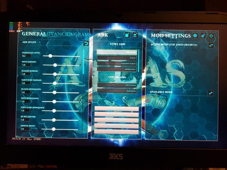 Atlas, un DLC del ARK: Survival Evolved