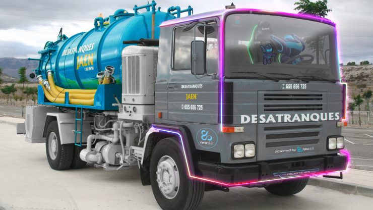 Camion RGB
