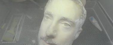 Forbes crackea el reconocimiento facial de Android con una cabeza impresa en 3D