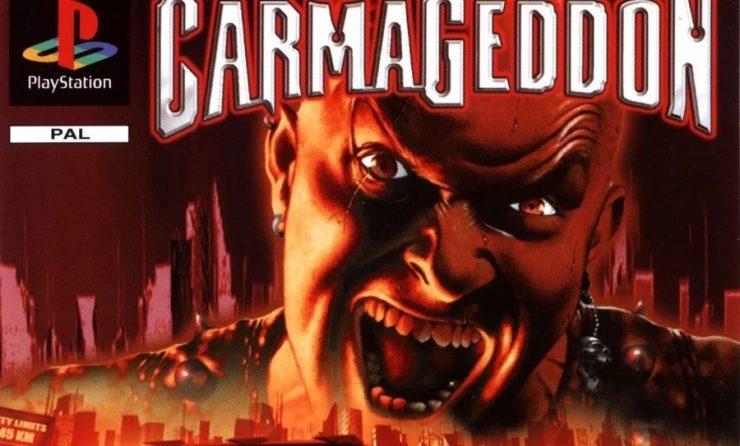 THQ Nordic lanzará un Carmageddon
