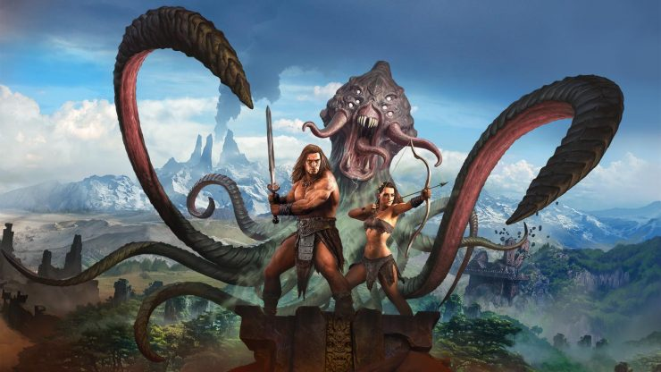 Descarga gratis Conan Exiles