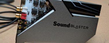 Creative Sound BlasterX AE-9, tarjeta de sonido tope de gama para audiófilos