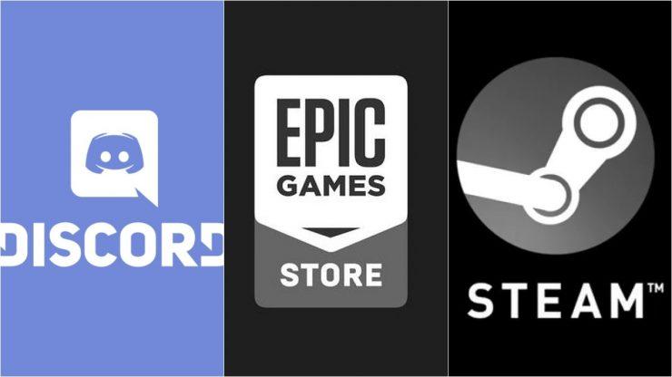 Discord vs Epic Games Store vs Steam 740x416 0