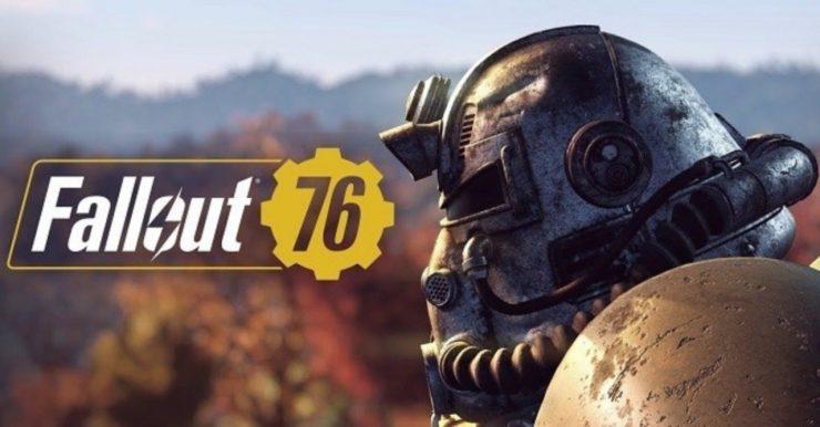 Logo Fallout 76