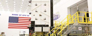 Lanzamiento en directo del GPS III SV01 por parte de SpaceX