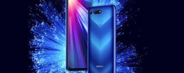 Honor V20 anunciado: 6.4″, Kirin 980, 8GB RAM y cámara de 48 + 12 MP