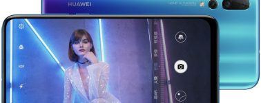 Huawei Nova 4: Triple cámara trasera con Kirin 970, 8GB de RAM y 3750 mAh