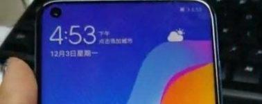"""Huawei Nova 4 filtrado, un P20 Pro con el """"agujero"""" en pantalla"""