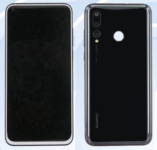 smartphone Huawei Nova 4