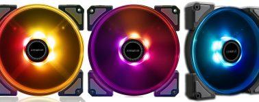 In Win CROWN: Ventiladores ARGB con diseño modular
