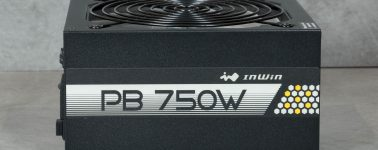 Review: In Win Premium Basic Series (PB 750W)