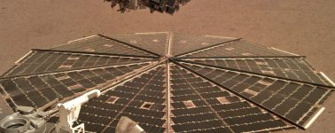 Así suena el viento en Marte: ya puedes escucharlo gracias a la sonda InSight de la NASA