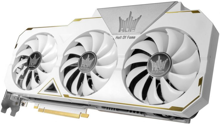 GPU KFA2 GeForce RTX 2080 Ti Hall of Fame