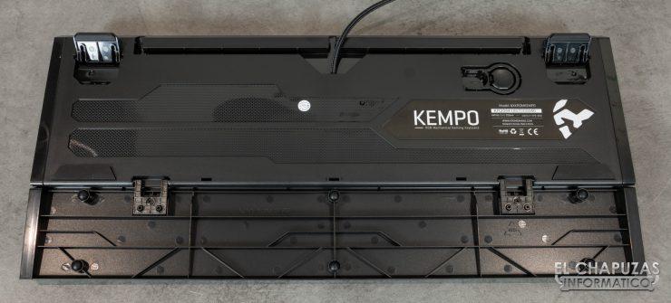teclado krom kempo base