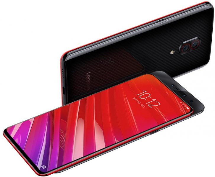Smartphone 12GB RAM Lenovo Z5 Pro GT
