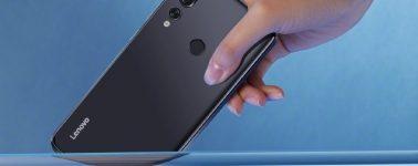 El Lenovo Z5s tope de gama llegará con el Snapdragon 845 y 12GB de memoria RAM