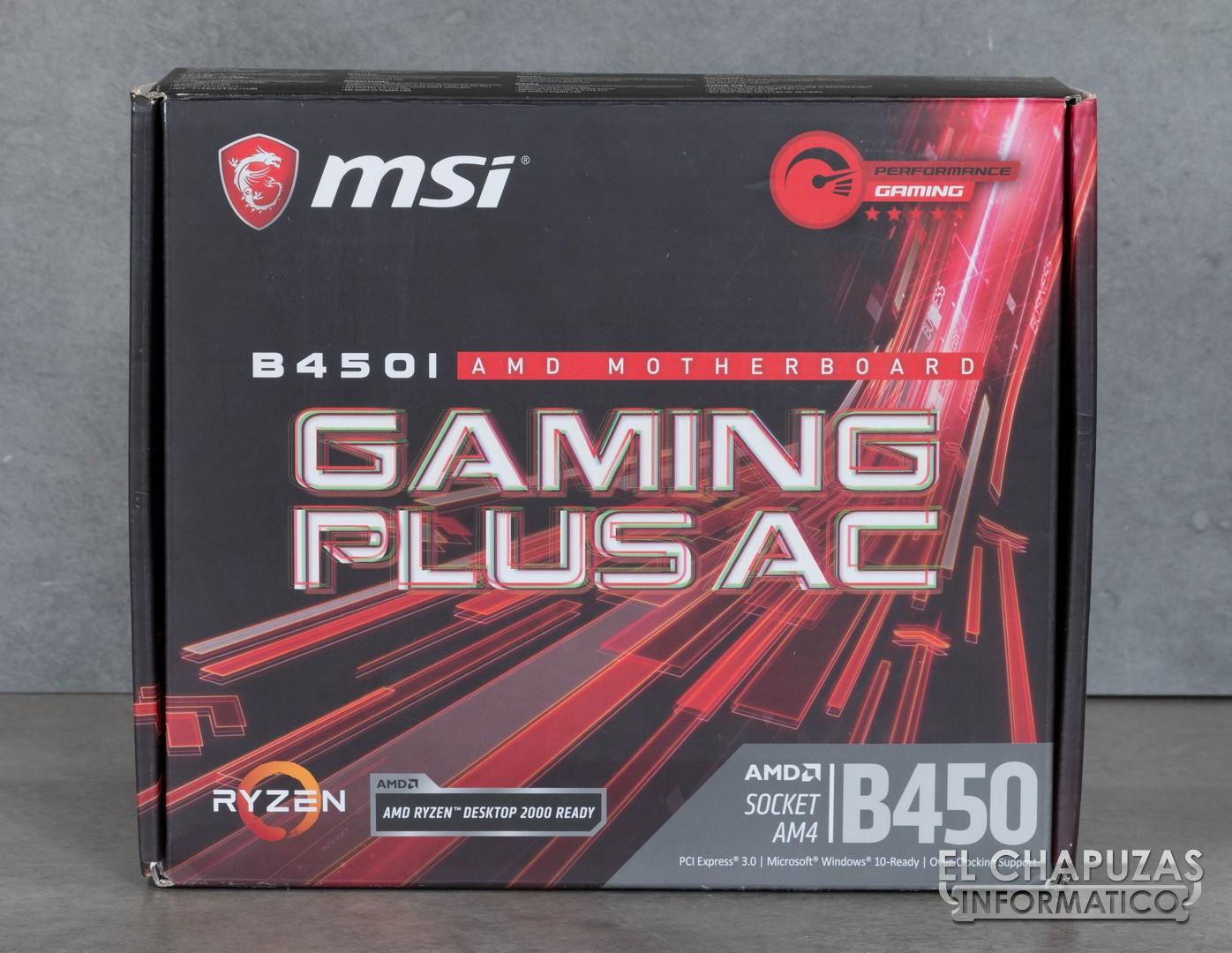 Review: MSI B450I Gaming Plus AC