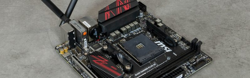 Review: MSI B450I Gaming Plus AC