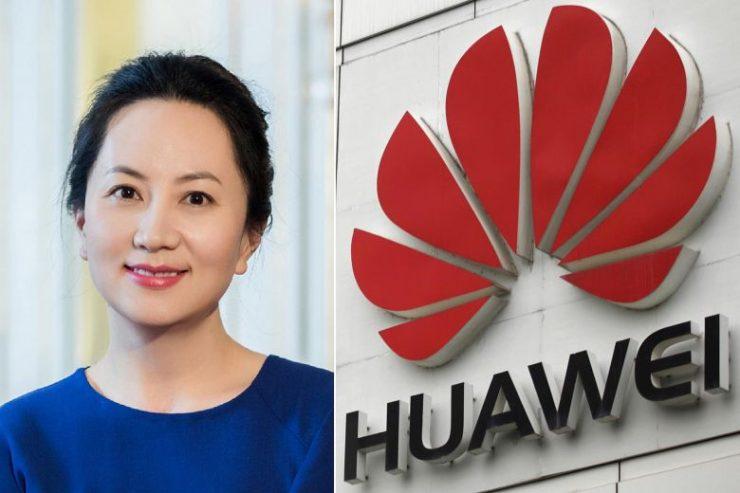 Huawei directora financiera