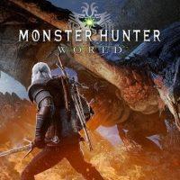 Geralt de Rivia aterriza en el Monster Hunter: World, aunque por ahora sólo en PS4 y Xbox