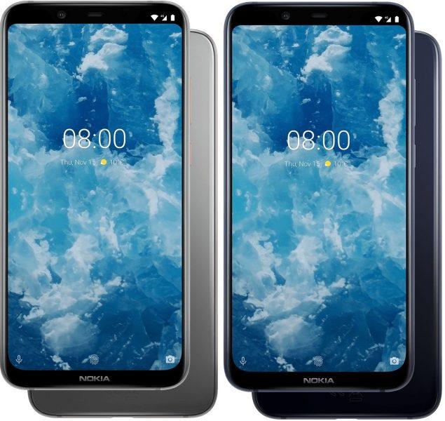 Smartphone Nokia 8.1