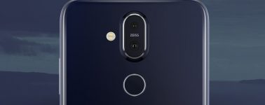 Nokia 8.1 anunciado: 6.18″, Snapdragon 710 y 3500 mAh por 399 euros