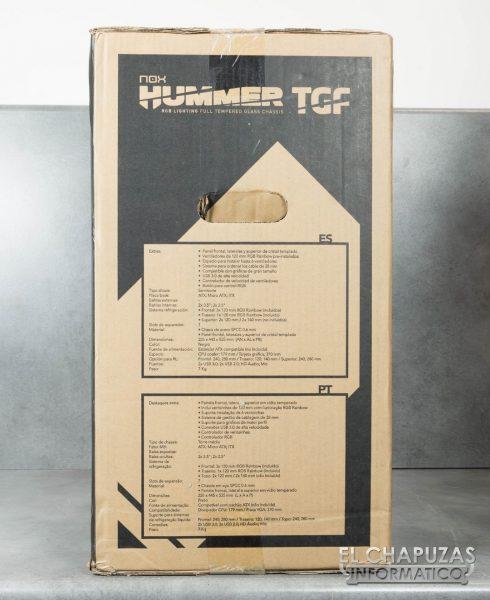 nox hummer tfg embalaje 1