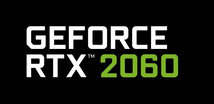 Nvidia GeForce RTX 2060 Logo 0