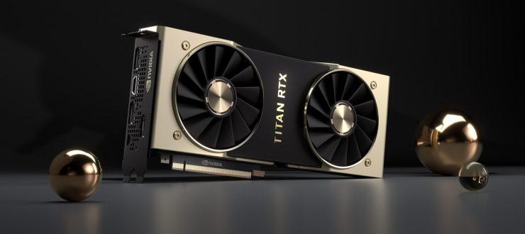 GPU Nvidia TITAN RTX