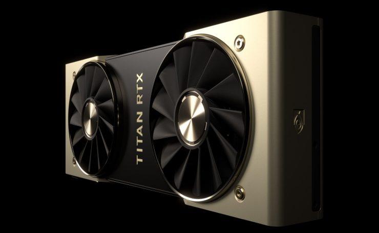 GPU TITAN RTX