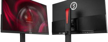 Ozone DSP24 y DSP27, los primeros monitores gaming de la compañía española