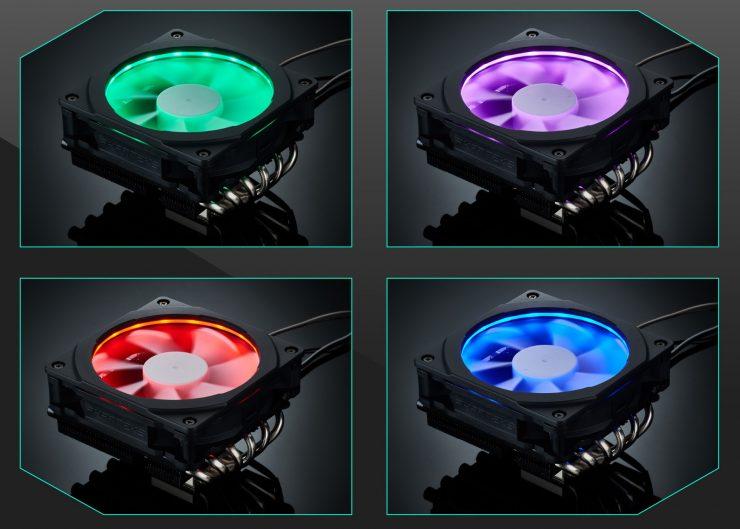 Disipador PH-TC12LS RGB