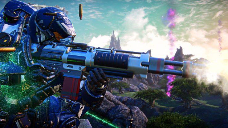 Battle Royale PlanetSide Arena