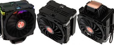 El disipador CPU Raijintek MYA RBW sale a la venta por 59.90 euros