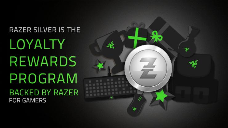 Moneda virtual Razer Silver
