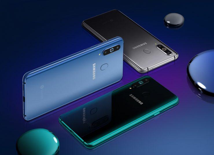 smartphone Galaxy A8s