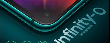 Samsung Galaxy A8s anunciado, el primero con pantalla Infinity-O