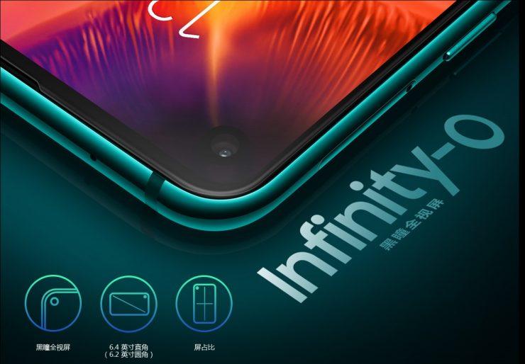 infinity-o Samsung Galaxy A8s
