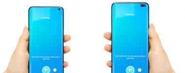 El Samsung Galaxy S10 Plus usaría un diseño de 'doble agujero' para la cámara selfie