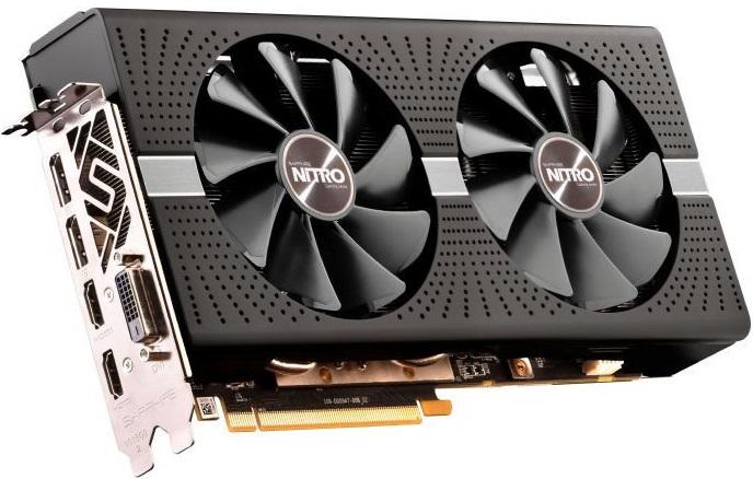 """Radeon RX 590 Nitro+ OC Sans """"Special Edition"""""""