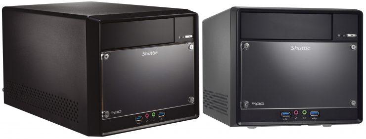 Barebone Shuttle XPC Cube SH310R4